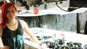Oceanic Institute Graduate Student: Erin Pereira-Davison