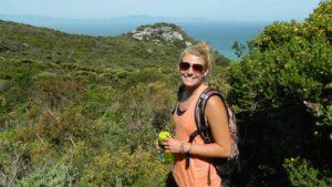 Oceanic Institute Graduate Student: Emma Forbes