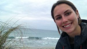 Rising Tide Intern Jana Huebner