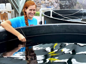New Grant Awarded to Graduate Student at Oceanic Institute of Hawaii Pacific University